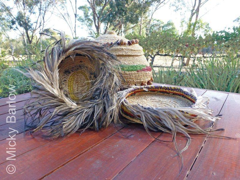 Basket Weaving Workshop Announcements